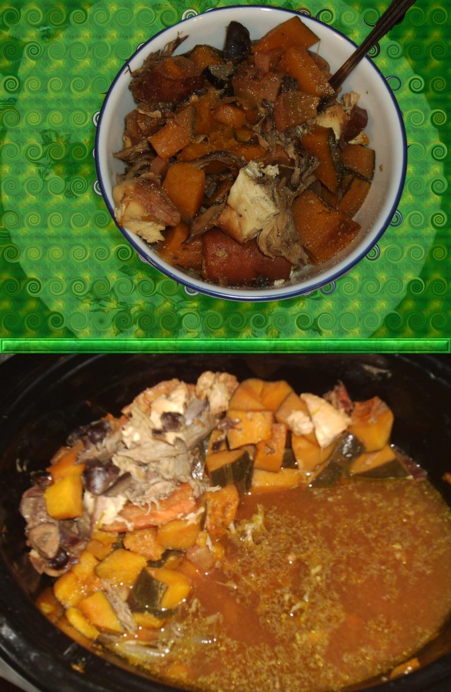 Turducken Stew by Windthin