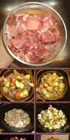 Juicy Pork Stew