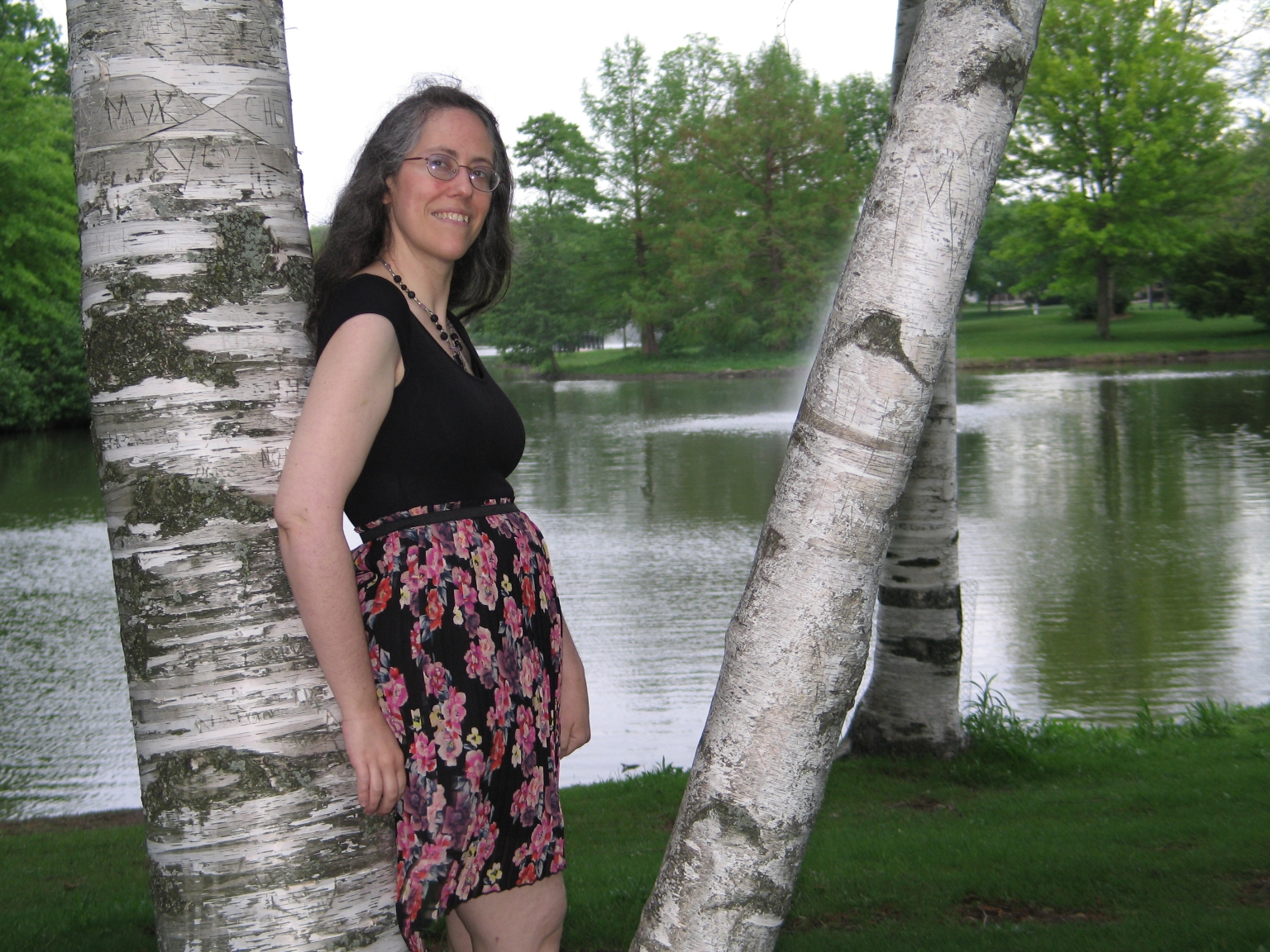 Rachel and the Birch Grove 7 by Windthin