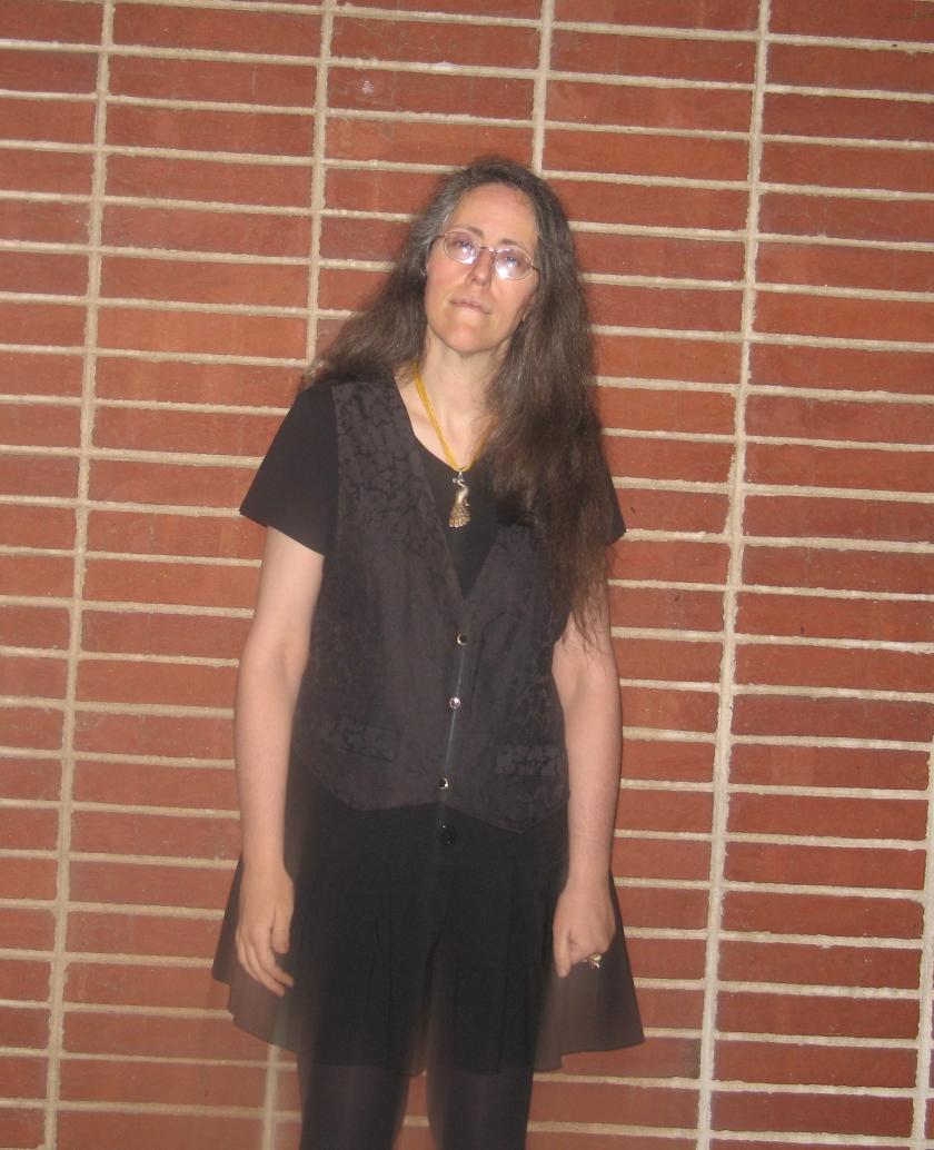 Rachel in Black by Windthin