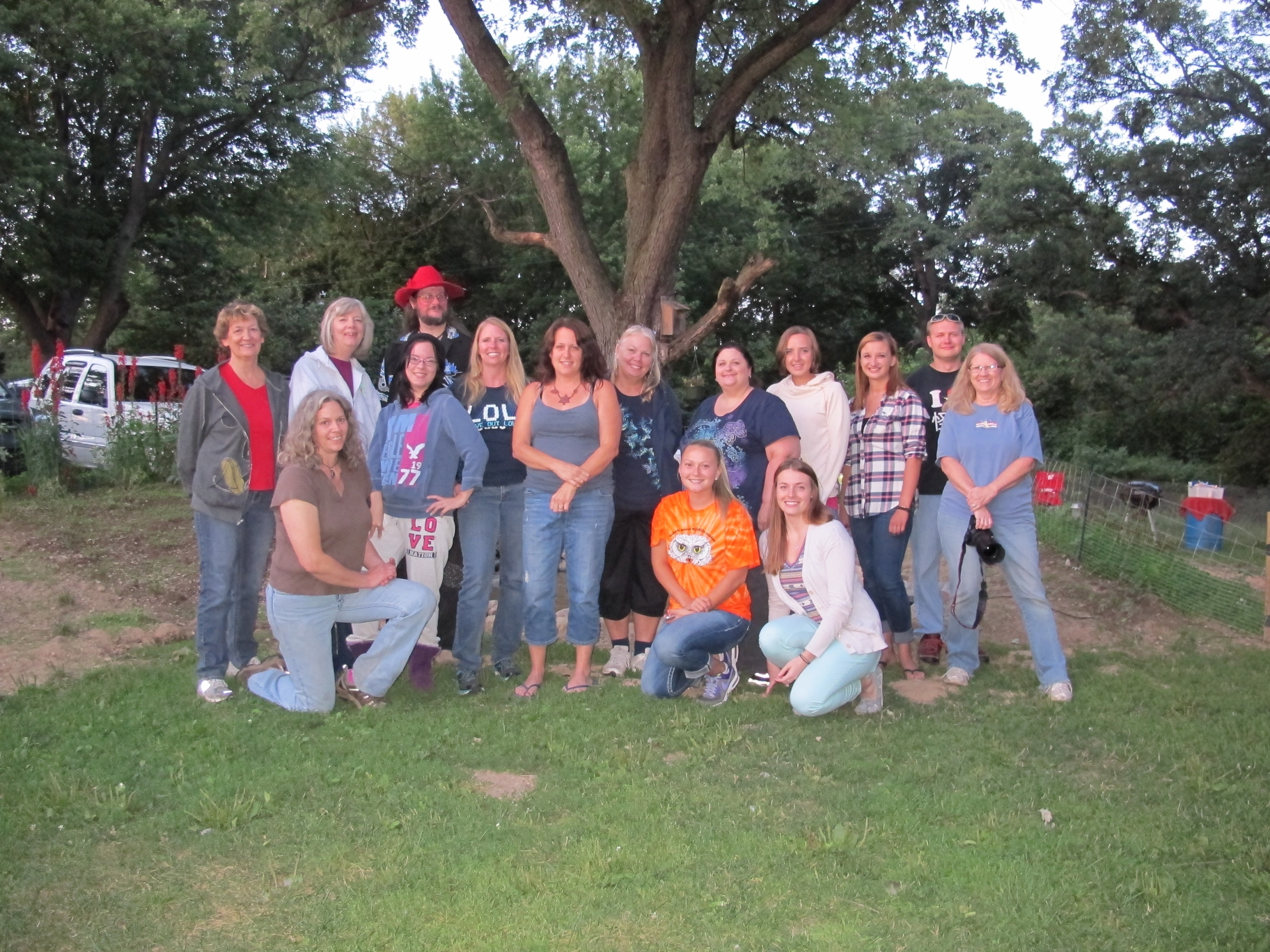 Wildlife Rescue Center Staff 1 by Windthin