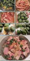 Kiwi Berry Bacon-Chicken