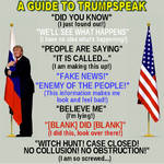 A Guide to Trumpspeak (Newly Updated!)
