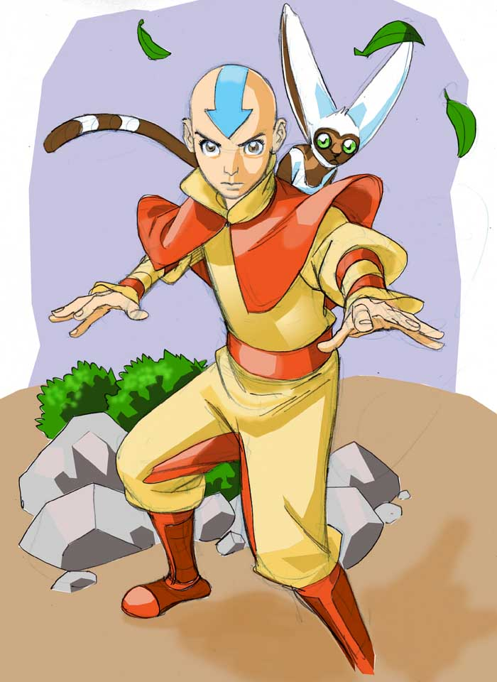 AVATAR by Wieringo