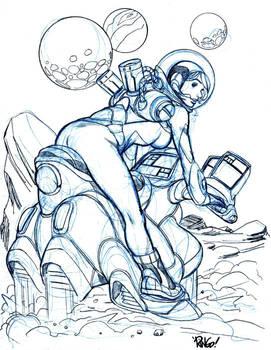 SPACE GAL