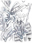 SPIDER-MAN and THE PROWLER