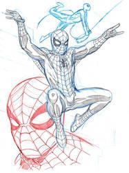 SPIDER-MAN by Wieringo