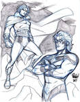 WARLOCK and MAR-VELL
