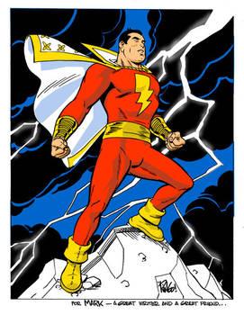 SHAZAM-- or Captain Marvel