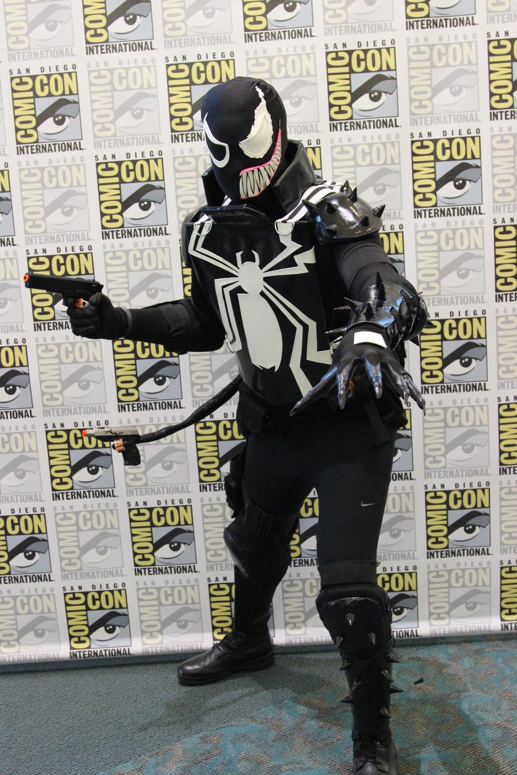 Hybrid Agent Venom by HybridRealitiesCos on DeviantArt