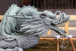 Dragon Fountain by firenze-design