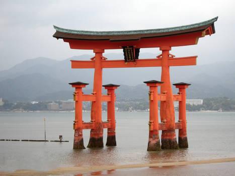 Miyajima Sea Arch, unaltered