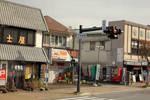 Japanese Street Corner