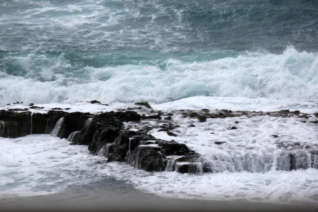 Rough Ocean 5 by firenze-design