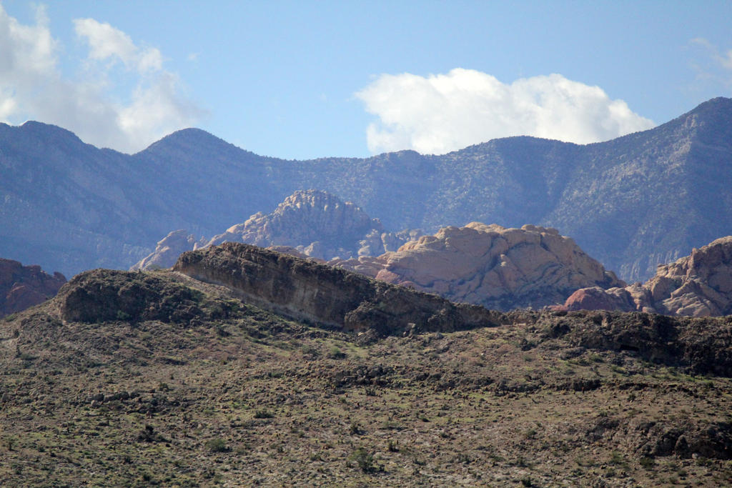 Red Rock Canyon Stock 5 by firenze-design