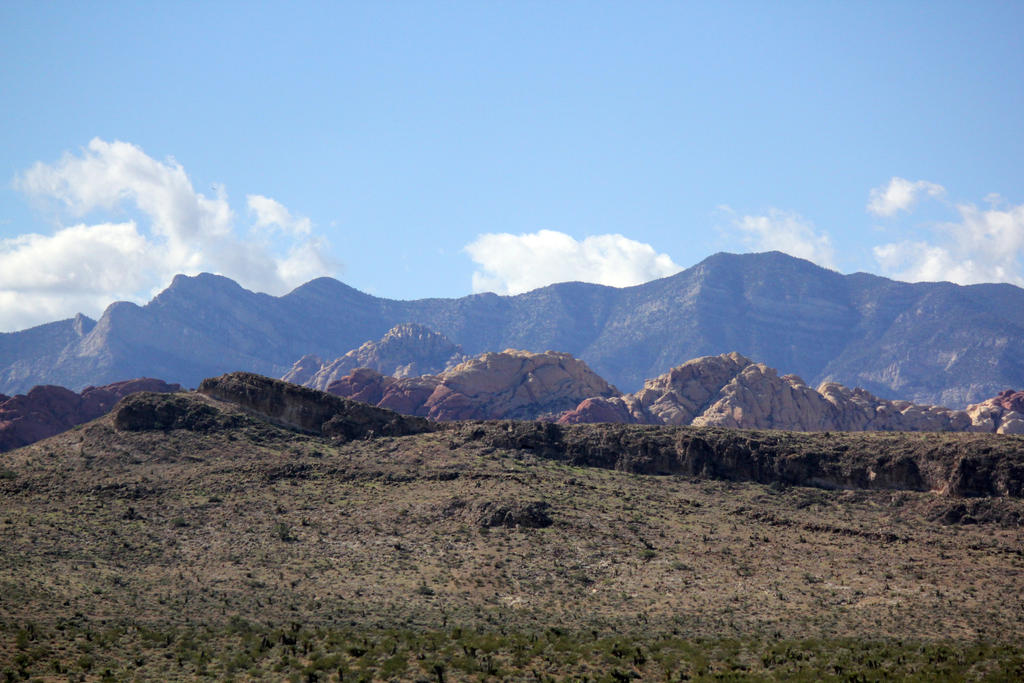Red Rock Canyon Stock 6 by firenze-design