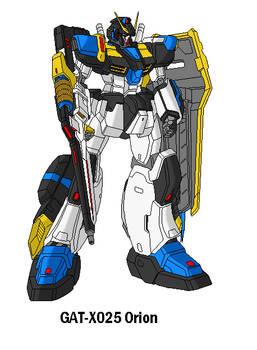 GAT-X025 Orion Gundam