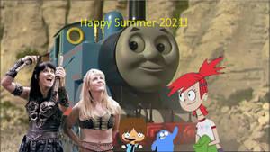 Happy Summer 2021!