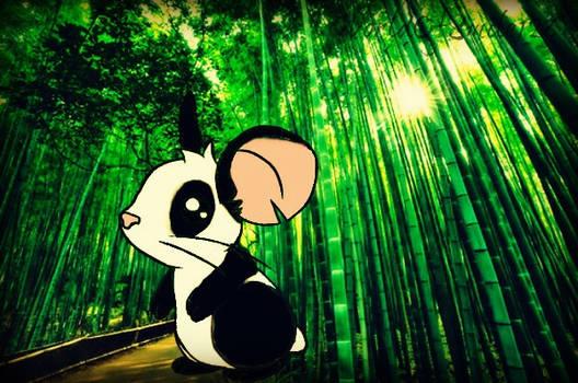 Draw your fur! TFM Contest entry: Panda fur