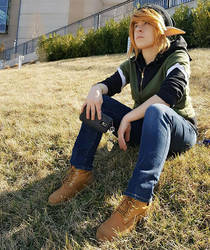 Casual Link by LilBeanDesigns