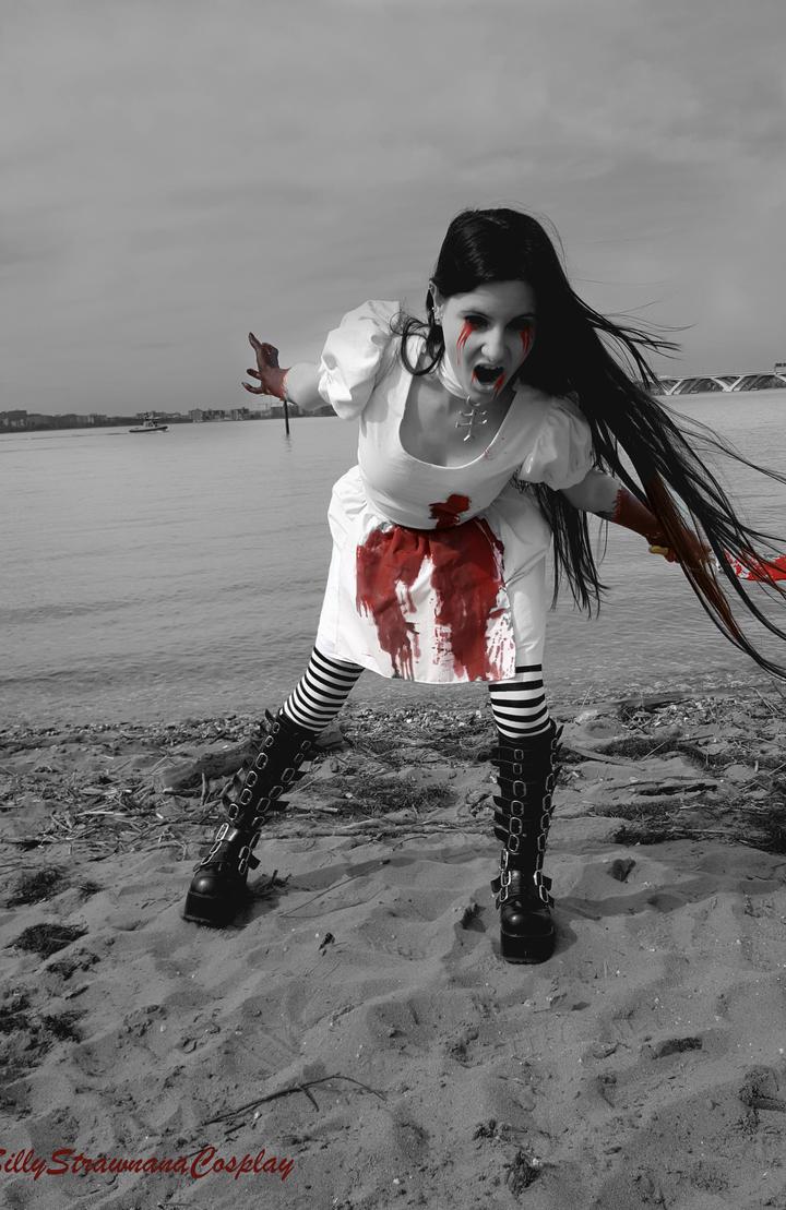 Alice Hystria by SillyStrawnana