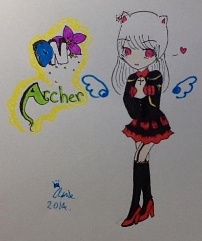 DN archer by SeitoAnna