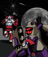 ROFL, I took your arm by DJ-MegaTron