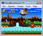 Sonic Mega Drive Advance?