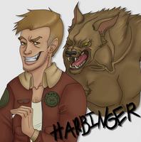 Earl Harbinger by SkutterNomed