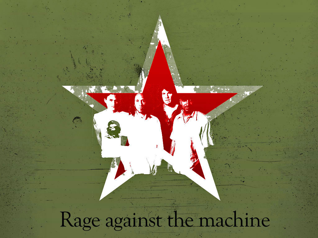 Rage Against The Machine By Notoriaz On Deviantart