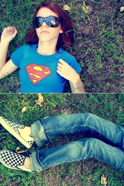 SuperGirl by Fraizii-Croque
