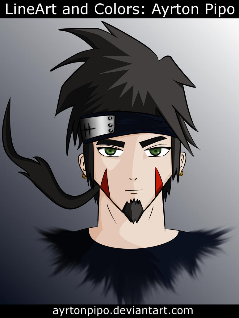 Anime Characters From Naruto : Oc naruto anime character by ayrtonpipo on deviantart