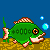 Chibi Bass by PrinceMobius