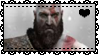 Kratos Stamp by Misses-Weasley