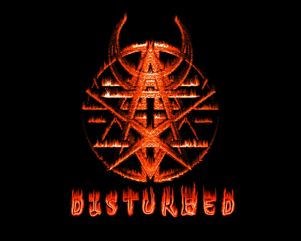 Disturbed Logo Wallpaper | www.imgkid.com - The Image Kid ...