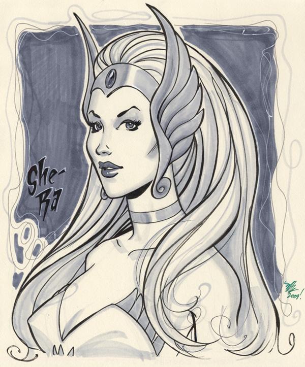 She-Ra by MichaelDooney