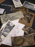 con sketches by MichaelDooney