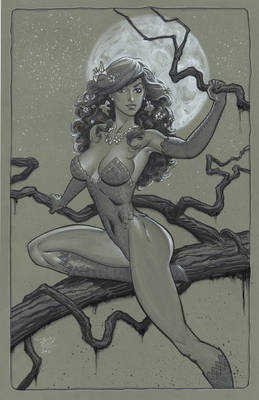 poison Ivy for Heroes Con