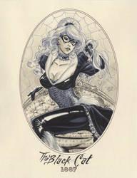 Black Cat 1887 Steampunk