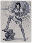 Lady Mechanika