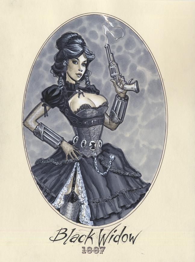 Black Widow 1887