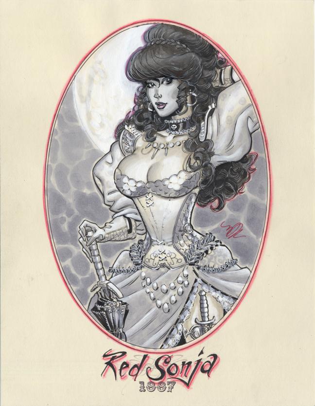 Red Sonja 1887
