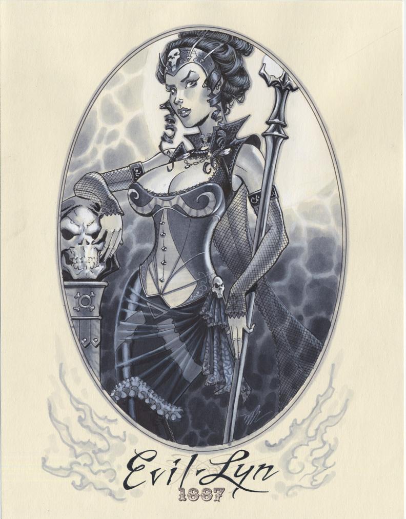 Evil Lyn 1887