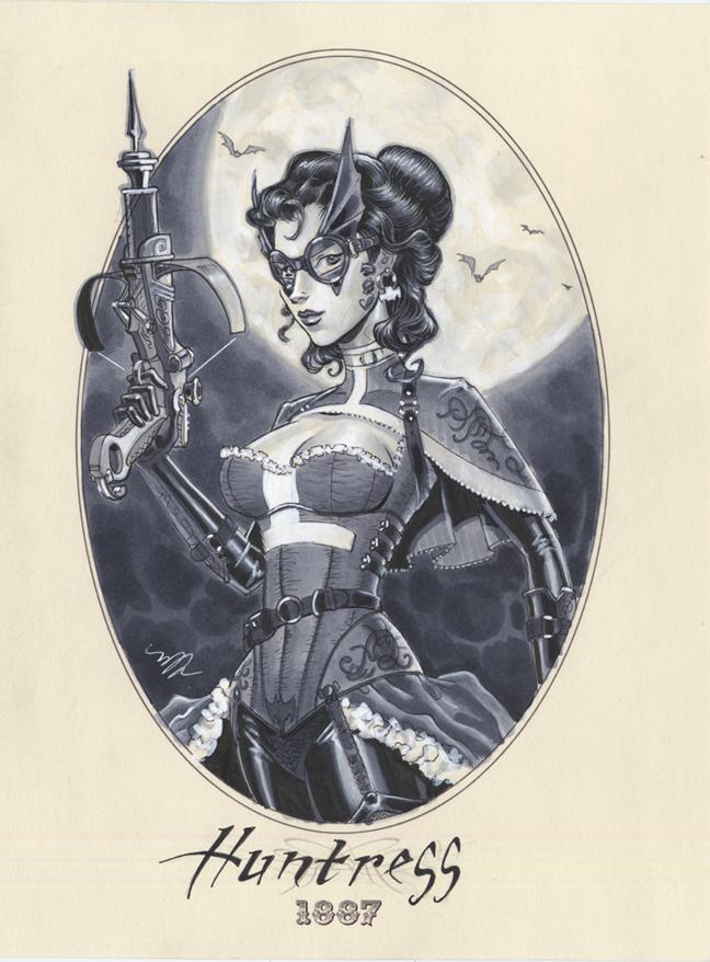 Huntress 1887