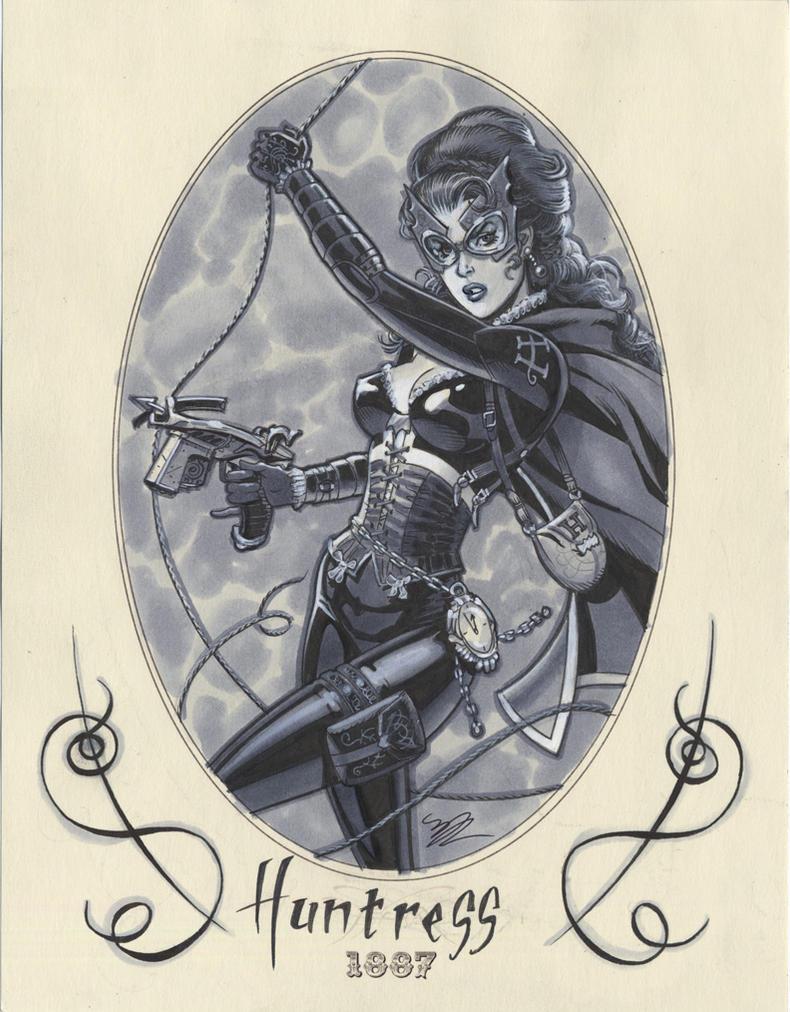Huntress 1887 by MichaelDooney