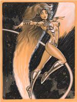 Starfire by MichaelDooney