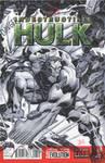 Hulk blank cover