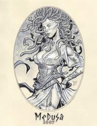 Classic Medusa 1887