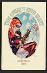 Harley Quinn 1887 Rhode Island Print