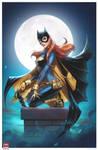 Batgirl print!